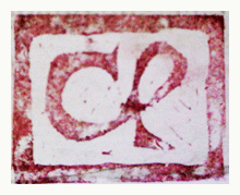how to make a rubber stamp signature