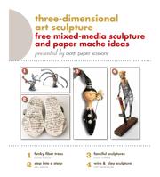 three dimensional art sculpture free ebook