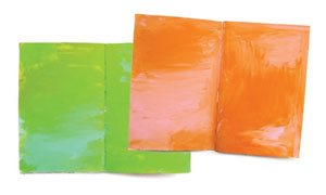 Art journal ideas from Dawn Okol and ClothPaperScissors.com