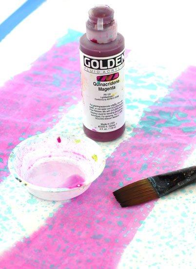Mixed media art projects | ClothPaperScissors.com