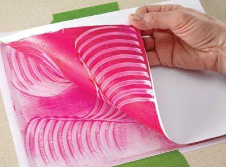 Mixed-media art techniques with Joan Bess | ClothPaperScissors.com