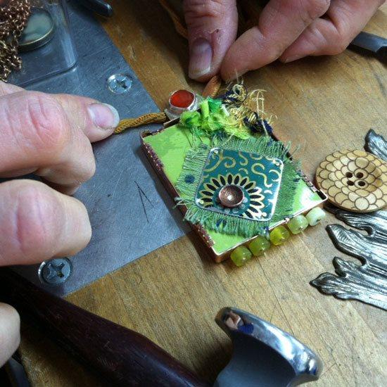 Mixed-media jewelry techniques | Beadfest