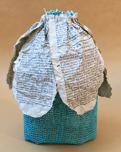 Book page skirt