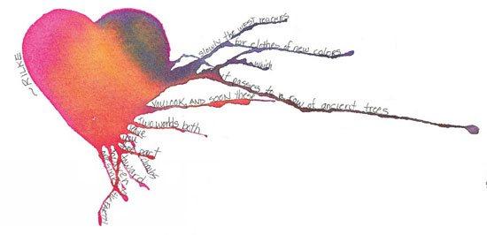 Mixed-media art techniques with Gina Rossi Armfield | ClothPaperScissors.com