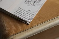 Handmade 3-ring binder kit   ClothPaperScissors.com