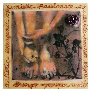 authentically me encaustic art by tiffany teske