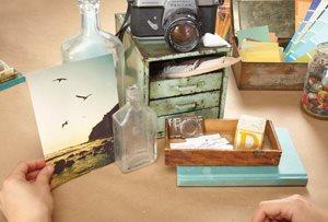 Art journaling tips, Nichole Rae | ClothPaperScissors.com