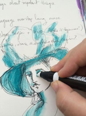 Art Lessons for mixed-media artists