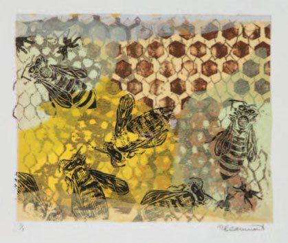 Art patterns for mixed-media art   ClothPaperScissors.com