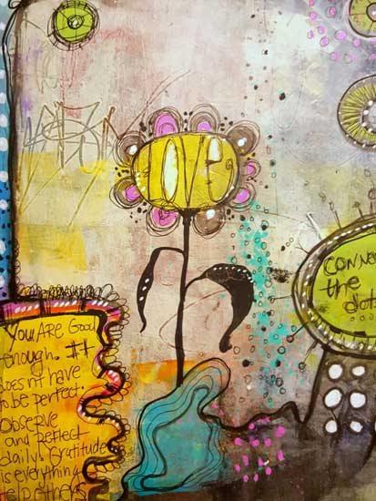 Art journal techniques with Jodi Ohl   ClothPaperScissors.com