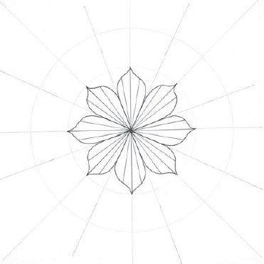 How to draw a mandala, with Debora Pacé | ClothPaperScissors.com