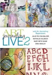 Art Journaling Live 2