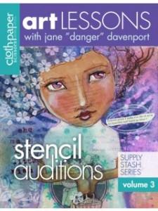 Art Lesson: Stencil Auditions