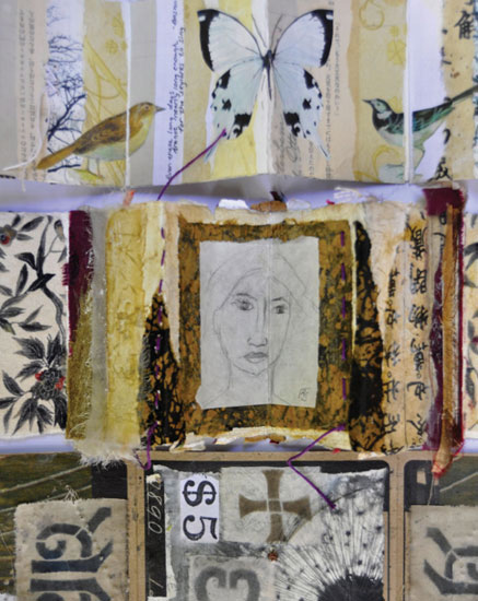 How to Collage | Roxanne Evans Stout