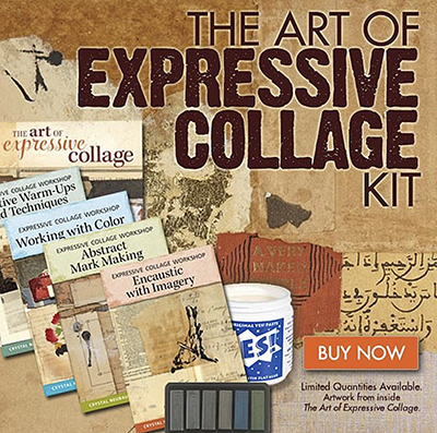 The Art of Expressive Collage Kit
