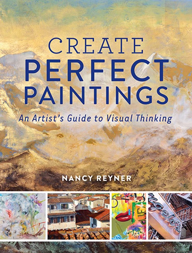 Create Perfect Paintings provides endless light bulb moments for learning what makes artwork successful.