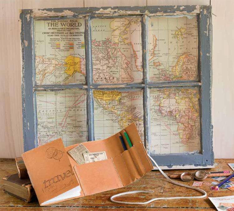 Handmade book ideas   Dea Fischer, ClothPaperScissors.com