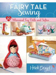 Softies and fabric art | ClothPaperScissors.com