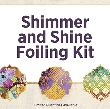 Shimmer and Shine Foiling Kit