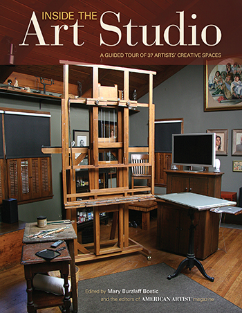 Inside the Art Studio, edited by Mary Burzlaff Bostic