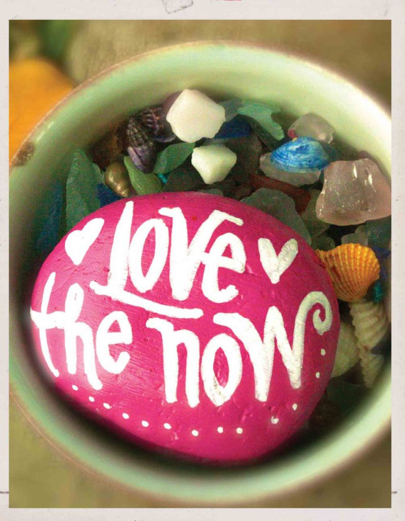 Love the Now by McCabe Russell
