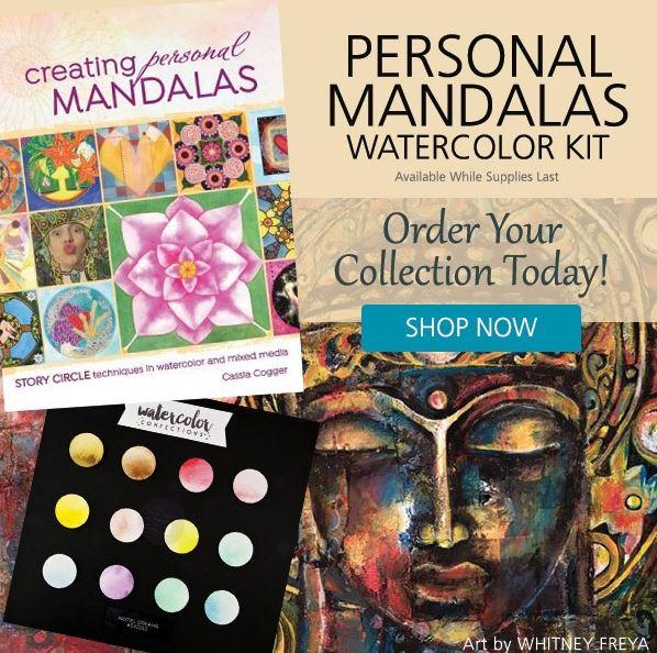 Mandalas Kit Cover