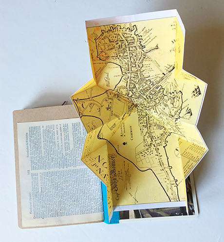Turkish map fold