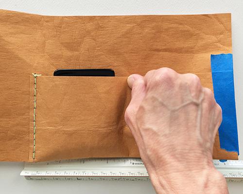 Measuring the pocket