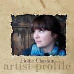 Mixed-media artist Hollie Chastain | ClothPaperScissors.com
