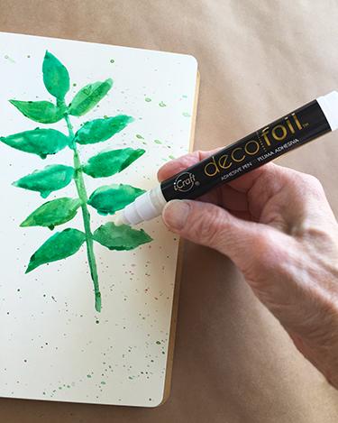 iCraft Deco Foil Adhesive Pen