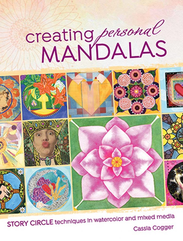 Creating Personal Mandalas offers more than techniques and projects; it will help you focus think in creatively unique ways.