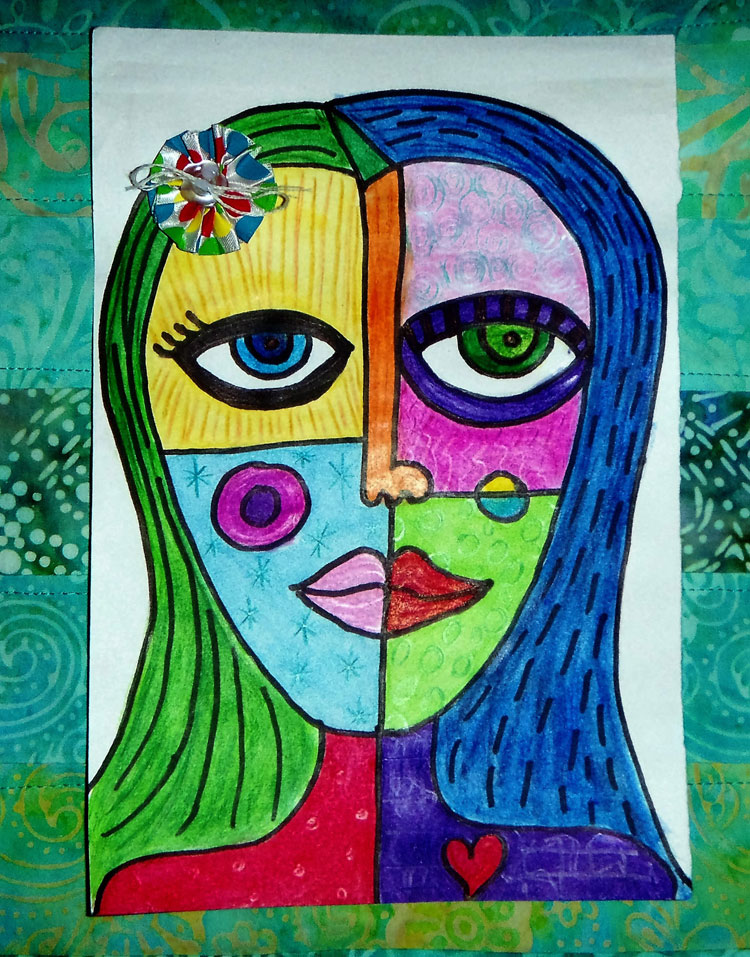 Watercolor Girlz