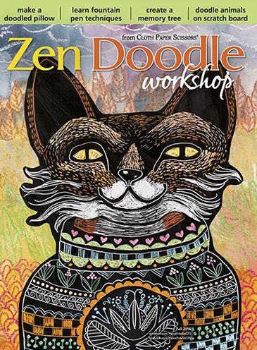 Zen Doodle Workshop Fall 2016