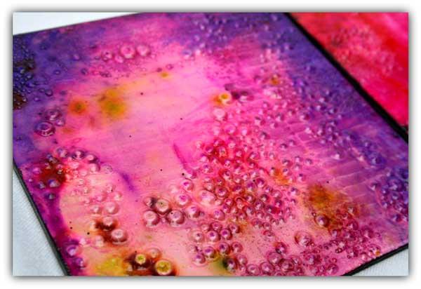 Abstract art ideas | Jodi Ohl, ClothPaperScissors.com