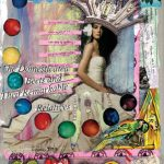 Art journaling ideas | Art by Cybele-Angelique Flematti, ClothPaperScissors.com