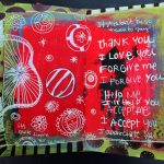 Art journaling inspiration | Jodi Ohl, ClothPaperScissors.com