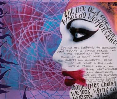 Art journaling tips from Kass Hall | ClothPaperScissors.com