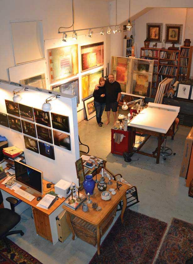 Artist Loft: The Ups And Downs Of The Artist Loft Life