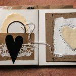 How to make book art | Kristen Robinson, ClothPaperScissors.com