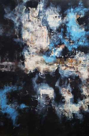Collage art by Jason Antaya   ClothPaperScissors.com