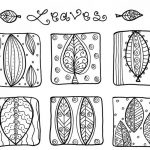 Doodle art ideas   Deborah Mullen, ClothPaperScissors.com