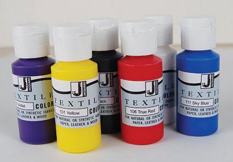 Fabric art dyeing ideas | ClothPaperScissors.com