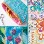 Fabric art ideas | Johanne Sharpe, ClothPaperScissors.com