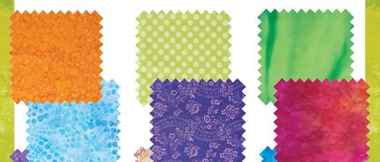 Fabric art ideas | Joanne Sharpe, ClothPaperScissors.com