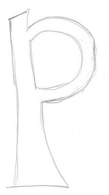 Hand lettering tutorial | Jodi Ohl, ClothPaperScissors.com