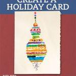 Handmade cards | Elizabeth St Hilaire, ClothPaperScissors.com