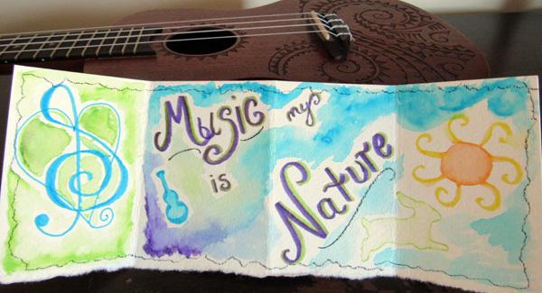 Creative lettering   Cherie Dawn Haas, ClothPaperScissors.com