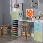 Art studio organization | Go-Organize.com ClothPaperScissors.com