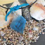 Mixed-media jewelry | Jen Cushman, ClothPaperScissors.com