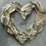 Paper art idea, Julie Fei-Fan Balzer | ClothPaperScissors.com